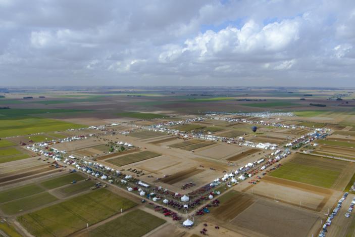 Innov-agri, le rendez-vous agricole aux champs