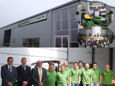 GENCAY : Une nouvelle base d'AGRI86  pour les agriculteurs du sud de la Vienne !