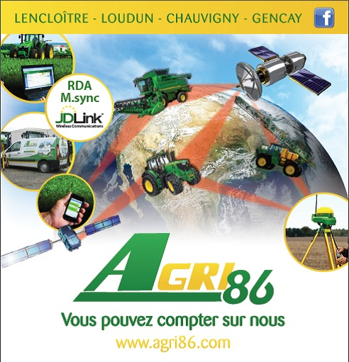 AGRI86, un acteur principal de l'innovation !