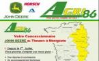 Agri86, Votre concessionnaire John Deere de Thouars à Ménigoute!